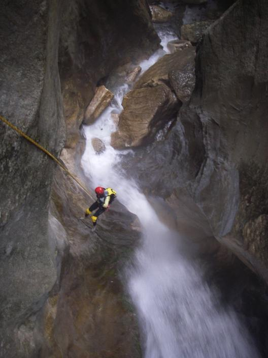 Canyon des Ecouges - Partie 1