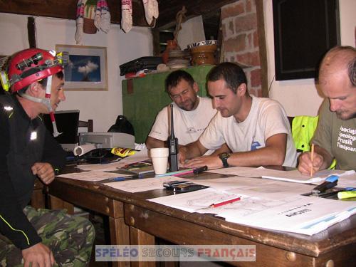 1ère Formation de Conseillers Techniques Secours réalisée à l'étranger. Roumanie 2009